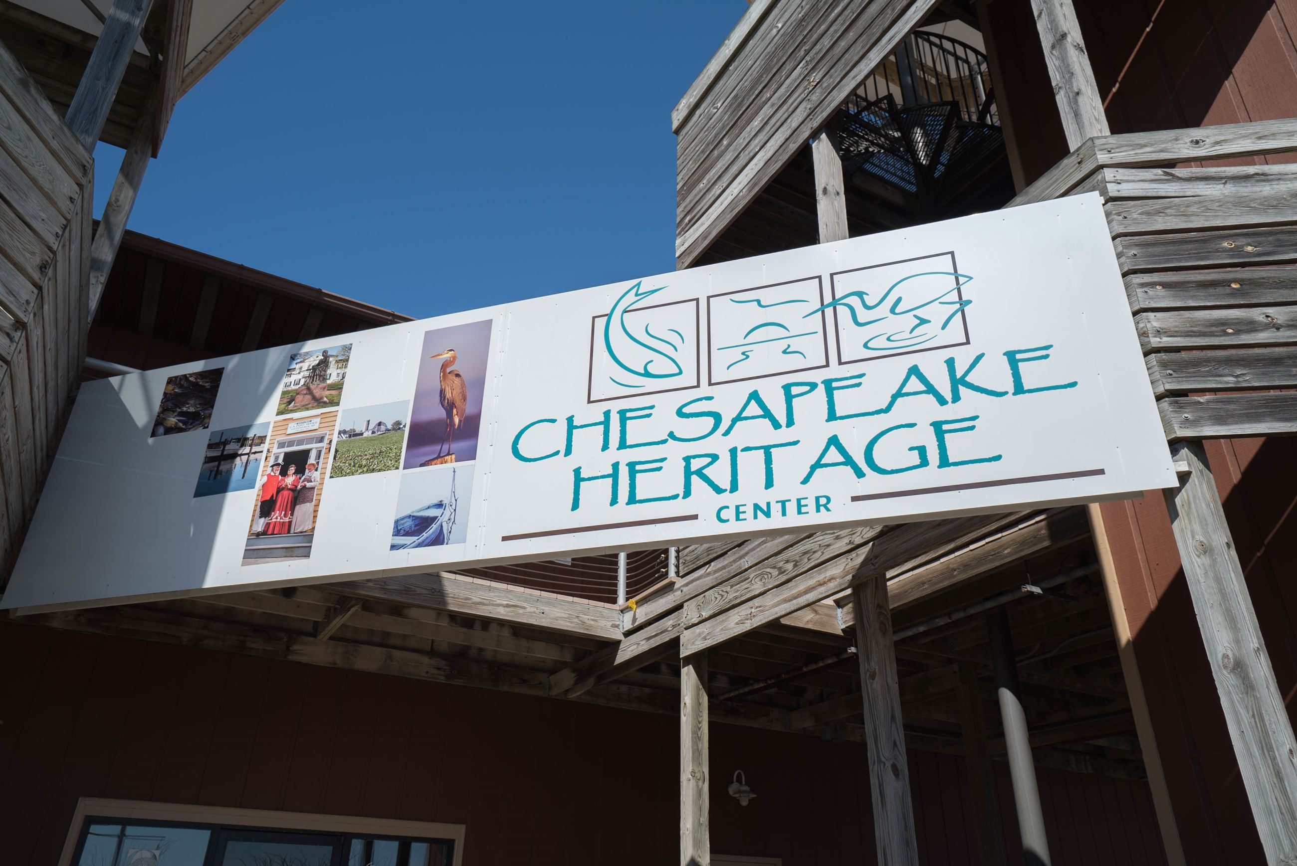 Chesapeake Heritage & Visitors Center