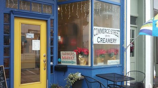 commerce st creamery