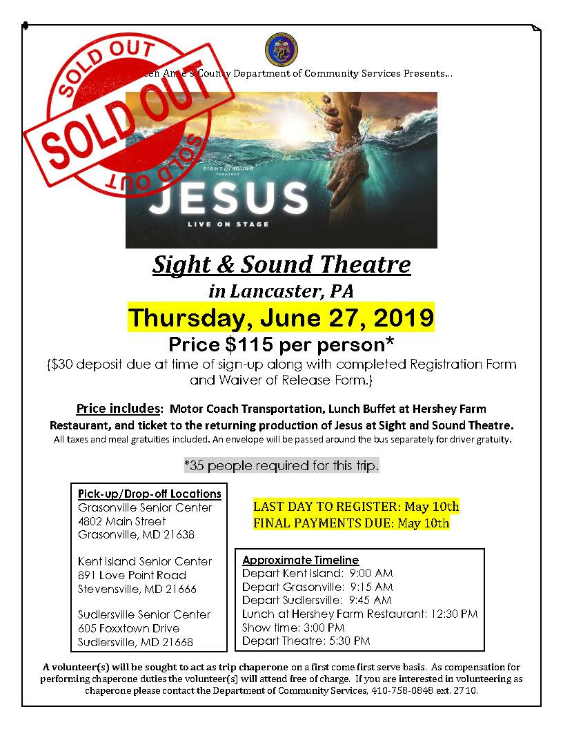 2019 Jesus - final sold out
