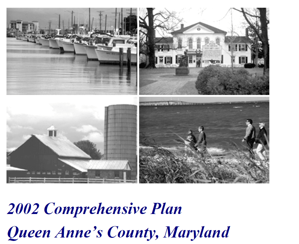 2002 Comprehensive Plan Cover