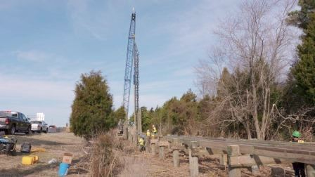 Resized Cross Island Trail construction - KN 19