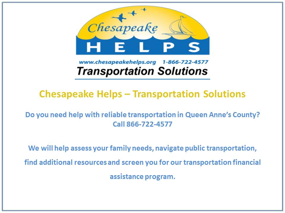 Chesapeake Helps Transportation Solultions
